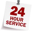 Servicio las 24 Horas